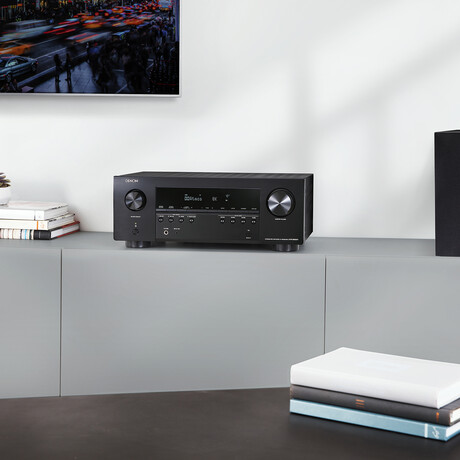 7.2 Channel 8K AV Receiver