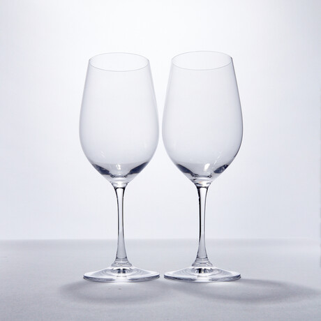 Riedel Vinum // Zinfandel + Riesling Glasses // Set of 2