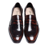 Penny Loafers // Brown (US: 11)