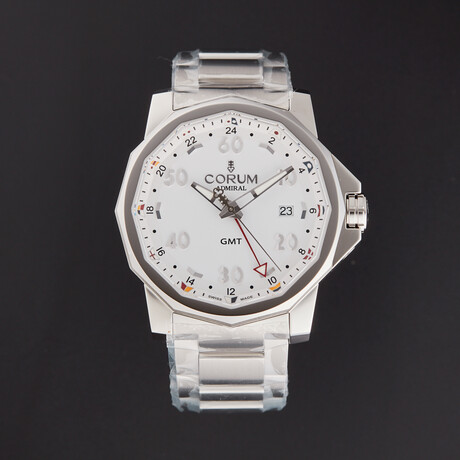 Corum Admiral's Cup GMT Automatic // A383/00621 // Unworn