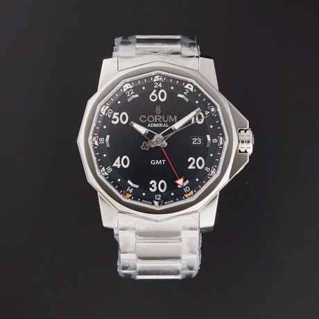 Corum Admiral's Cup GMT Automatic // A383/00623 // Unworn