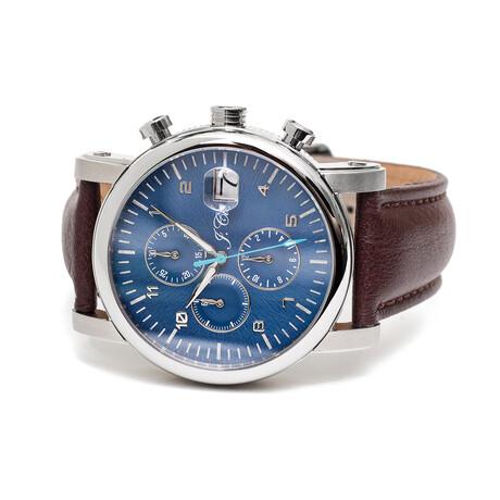J.Ciro Series II Maverick Chronograph Quartz // MAVBRNSH