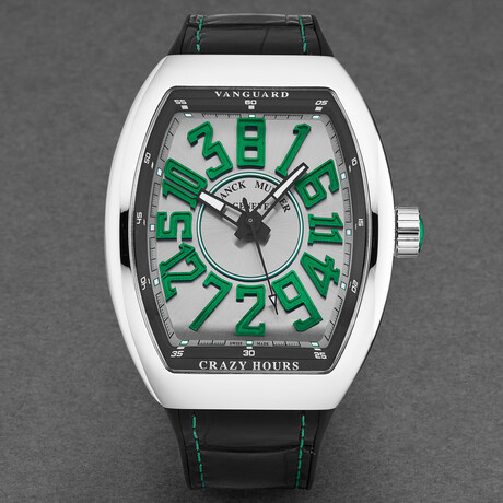 Franck Muller Vanguard Crazy Hours Automatic // 45CHACBRGR