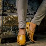 Titan Leather Sandals // Natural (US: 12)