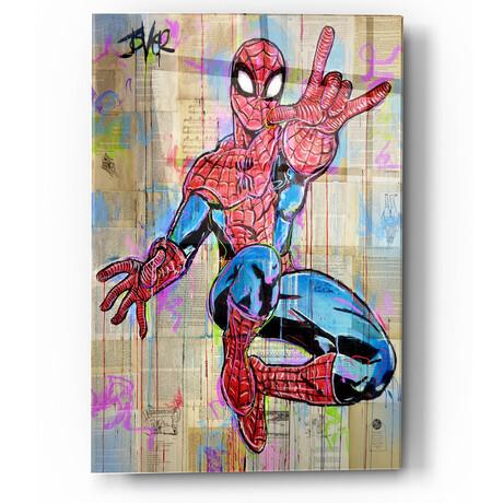 """Spiderpop (12""""W x 16""""H x 0.13""""D)"""