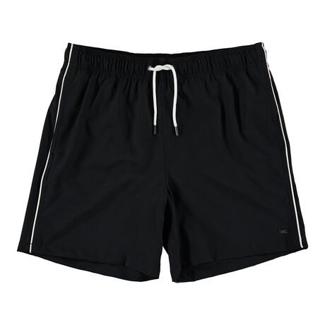 Brava Swim Trunk // Black (S)
