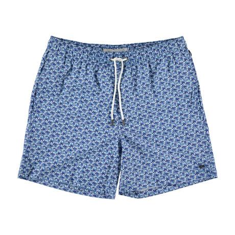 Cayman Swim Trunk // Blue (S)