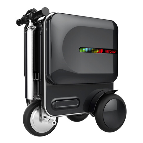 Rydebot Cavallo // Rideable Suitcase (Black)