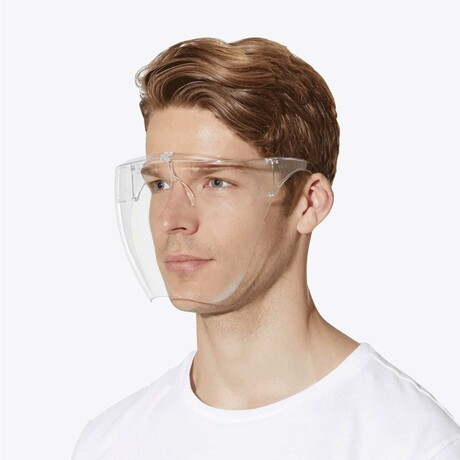 Blocc Face Shield // Large