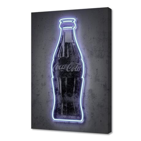 """Coke (16""""W x 24""""H x 1.5""""D)"""