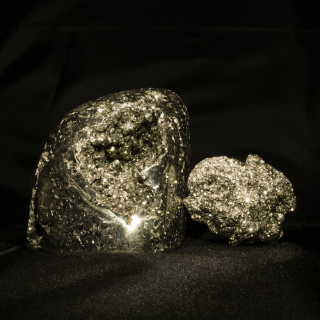 Pyrite as Art and Science Large V2