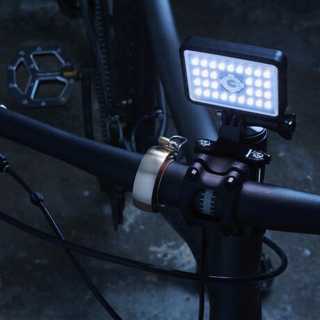 Glowstone Flashlight // Bike Pack