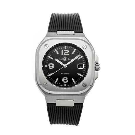 Bell & Ross BR-05 Automatic // BR05A-BL-ST/SRB // Pre-Owned