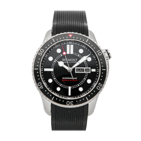 Bremont Supermarine Automatic // S2000/BK // Pre-Owned