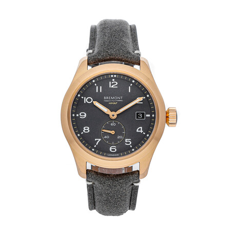 Bremont Broadsword Automatic // BROADSWORD-BZ-SL // Pre-Owned