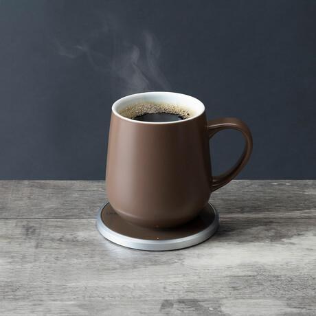 Ui Mug Set // Black Walnut