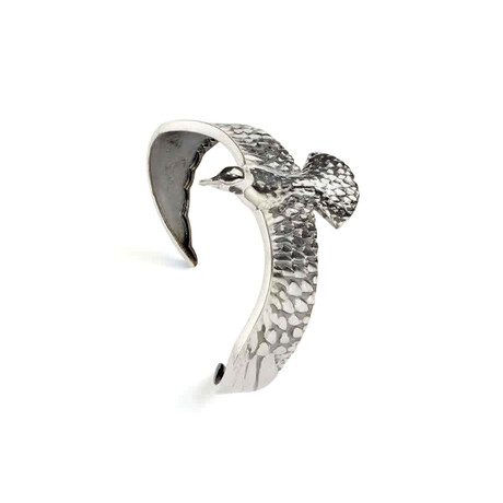 Eagle Bracelet // White (XS)