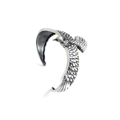Eagle Bracelet // Black (XS)