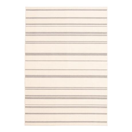 """Arthur Ivory // Indoor + Outdoor Rug (4'11""""L x 2'7""""W)"""