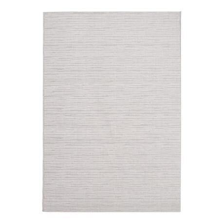 """Yeta Gray // Indoor + Outdoor Rug (4'11""""L x 2'7""""W)"""