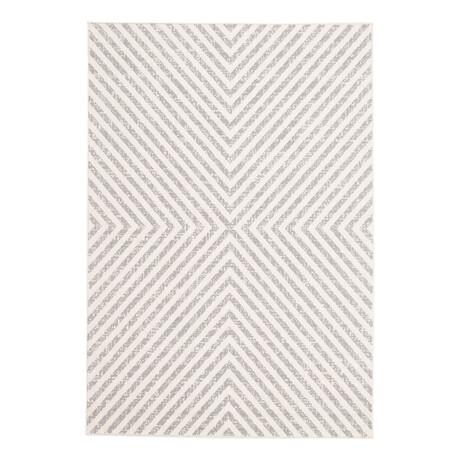 """Milan Light Gray // Indoor + Outdoor Rug (4'11""""L x 2'7""""W)"""