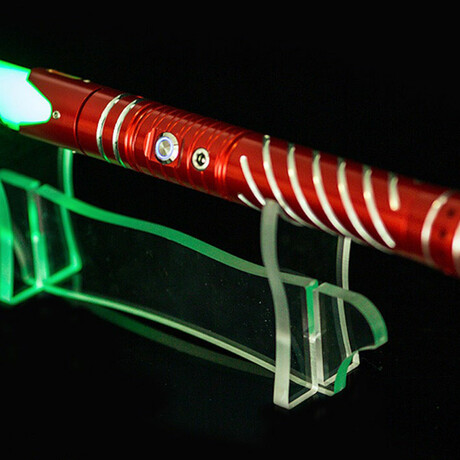 Cyber Blade Whirlwind // Red
