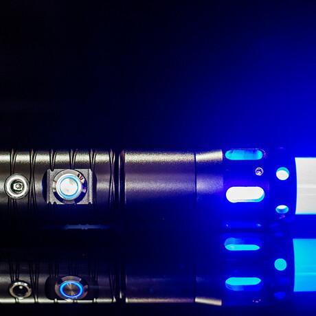 Cyber Blade Alpha Grip // Black