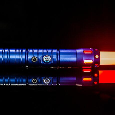 Cyber Blade Alpha Grip // Blue