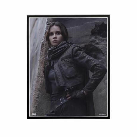 Jyn Erso // Licensed Star Wars Photo (Unframed)