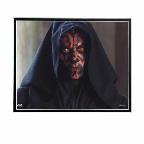 Darth Maul // Licensed Star Wars Photo (Unframed)