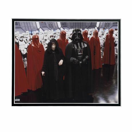 Darth Vader & Royal Guard // Licensed Star Wars Photo (Unframed)