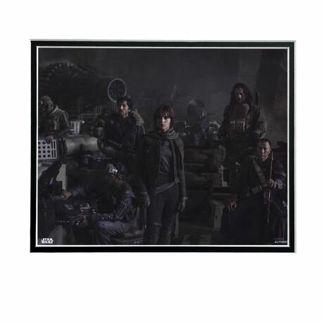 Group Shot // Licensed Star Wars Photo (Unframed)