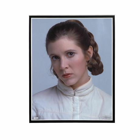 Princess Leia Portrait // Licensed Star Wars Photo (Unframed)