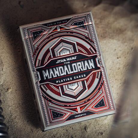 The Mandalorian Playing Cards // Set of 2