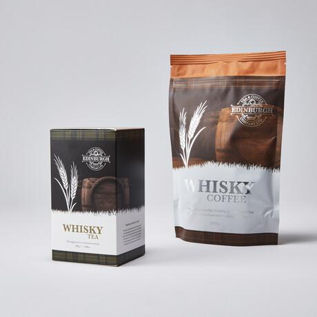 Whisky Tea & Coffee // Set of 2