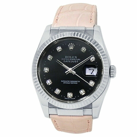 Rolex Datejust Automatic // 116139 // F Serial // Pre-Owned