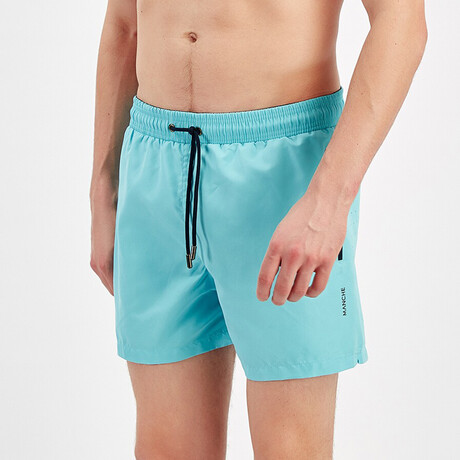 Swim Shorts // Mint (S)
