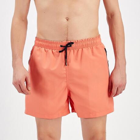Swim Shorts // Pomegranate (S)