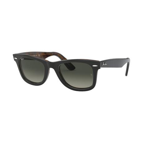 Men's Square Sunglasses // Gray