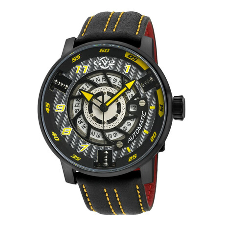 GV2 Motorcycle Swiss Automatic // 1315