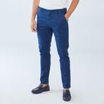 Boris Becker // Owe Trousers // Navy (30)