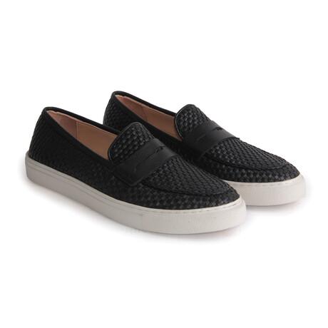 Carlo Casual Shoe // Black (Euro: 39)