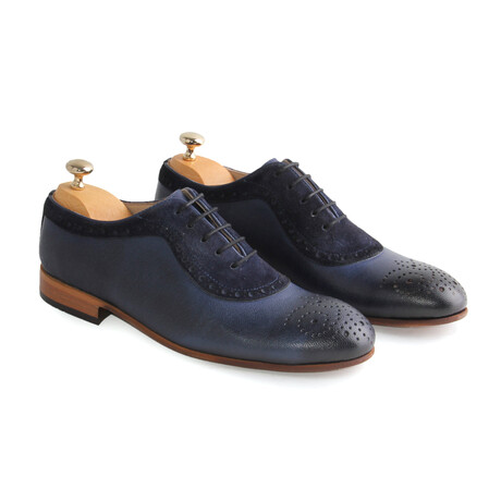 Dell Classic Shoe // Navy Blue (Euro: 39)
