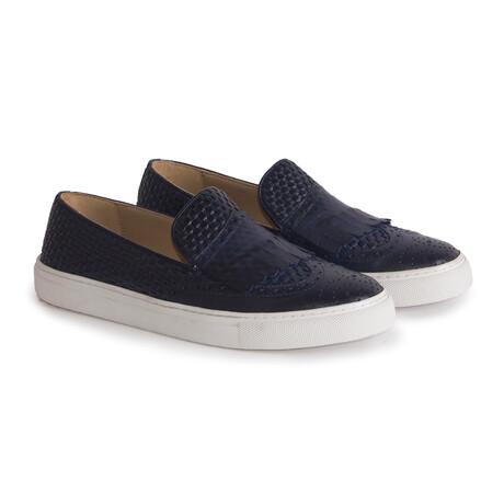 Gibson Casual Shoe // Navy Blue (Euro: 39)