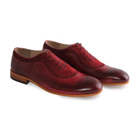 Dell Classic Shoe // Claret Red (Euro: 39)