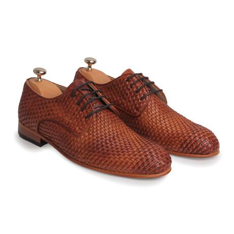Rice Classic Shoe // Tobacco (Euro: 39)