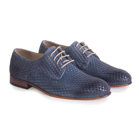 Rice Classic Shoe // Blue (Euro: 39)