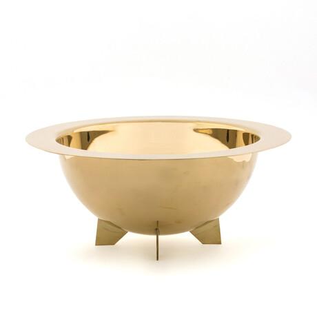 Cosmic Diner Salad Bowl // Lunar