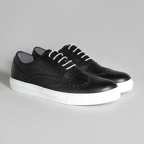 Sport Oxford Sneaker // Black (Euro Size 38)