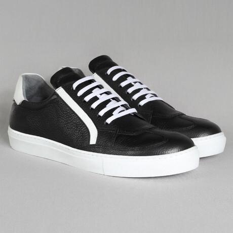 Big Number Sport Sneaker // Black (Euro Size 38)